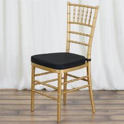 Wholesale Chair Cushions West Marine Chairs Polyester Cushion For Chiavari Covers Wedding Party Reception