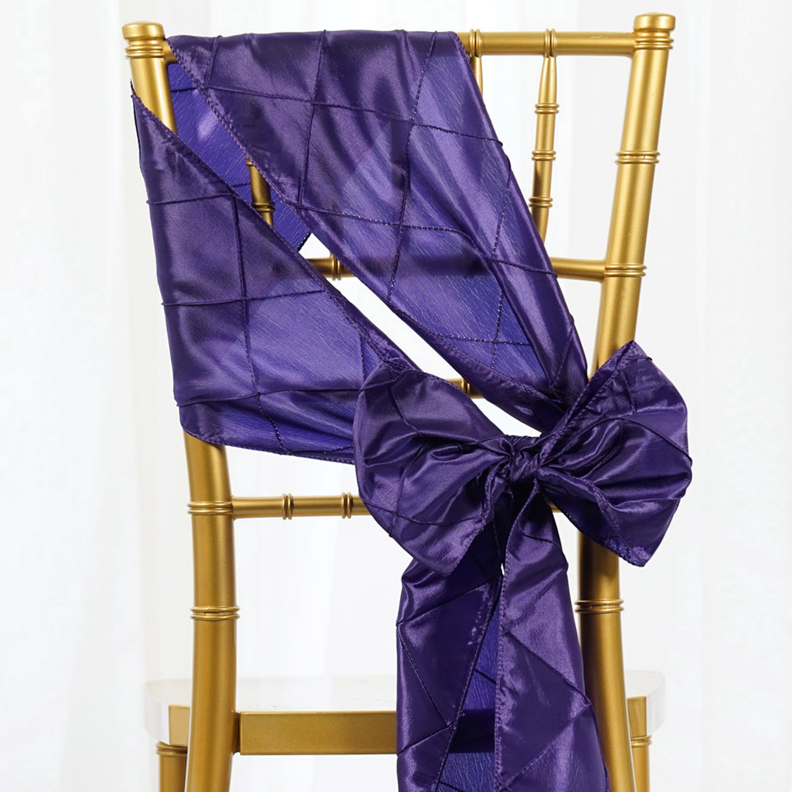 where to buy chair sashes covers for dining chairs 100 pintuck bows ties wedding party