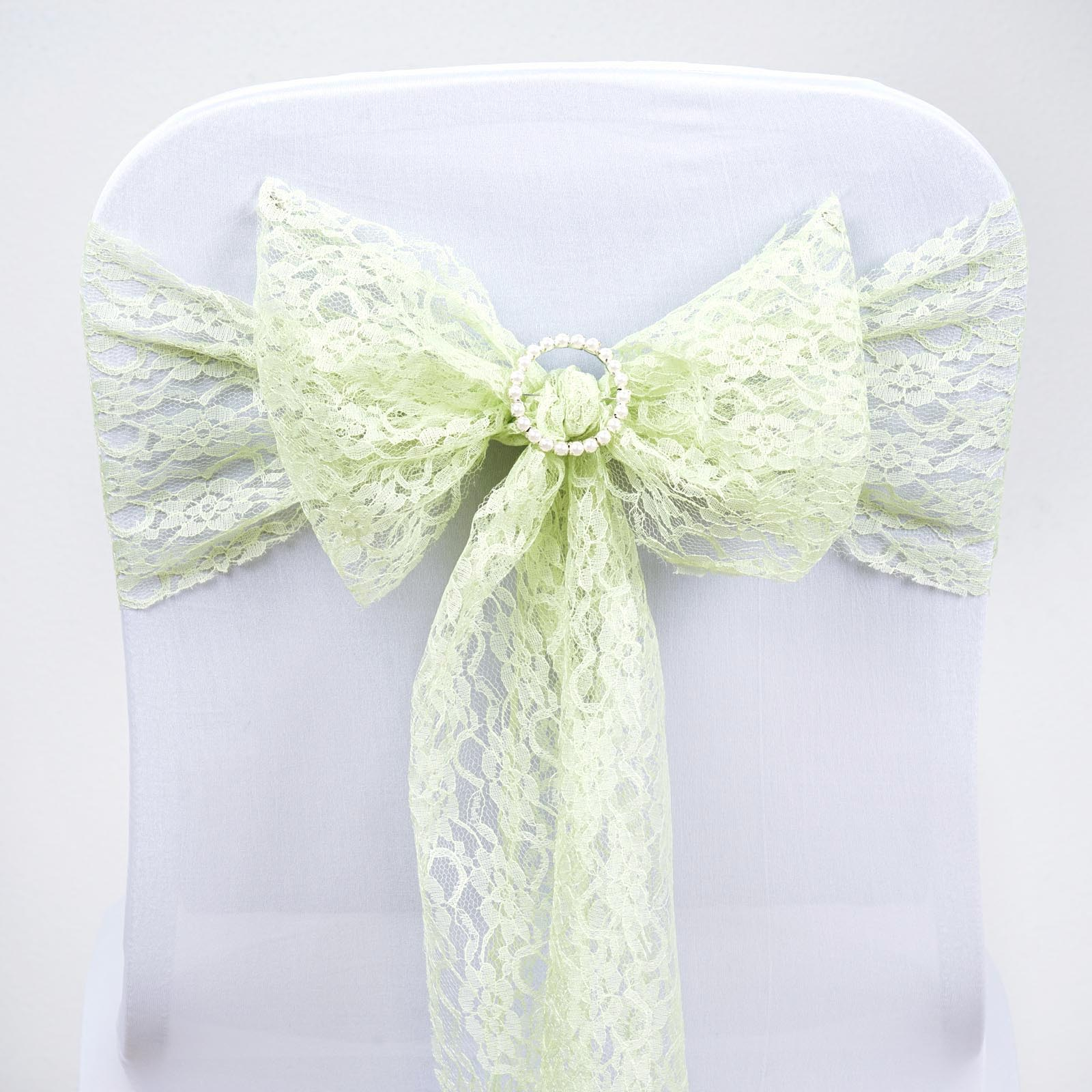 scuba chair covers wholesale wooden bar chairs 50 wedding lace sashes bows ties party reception
