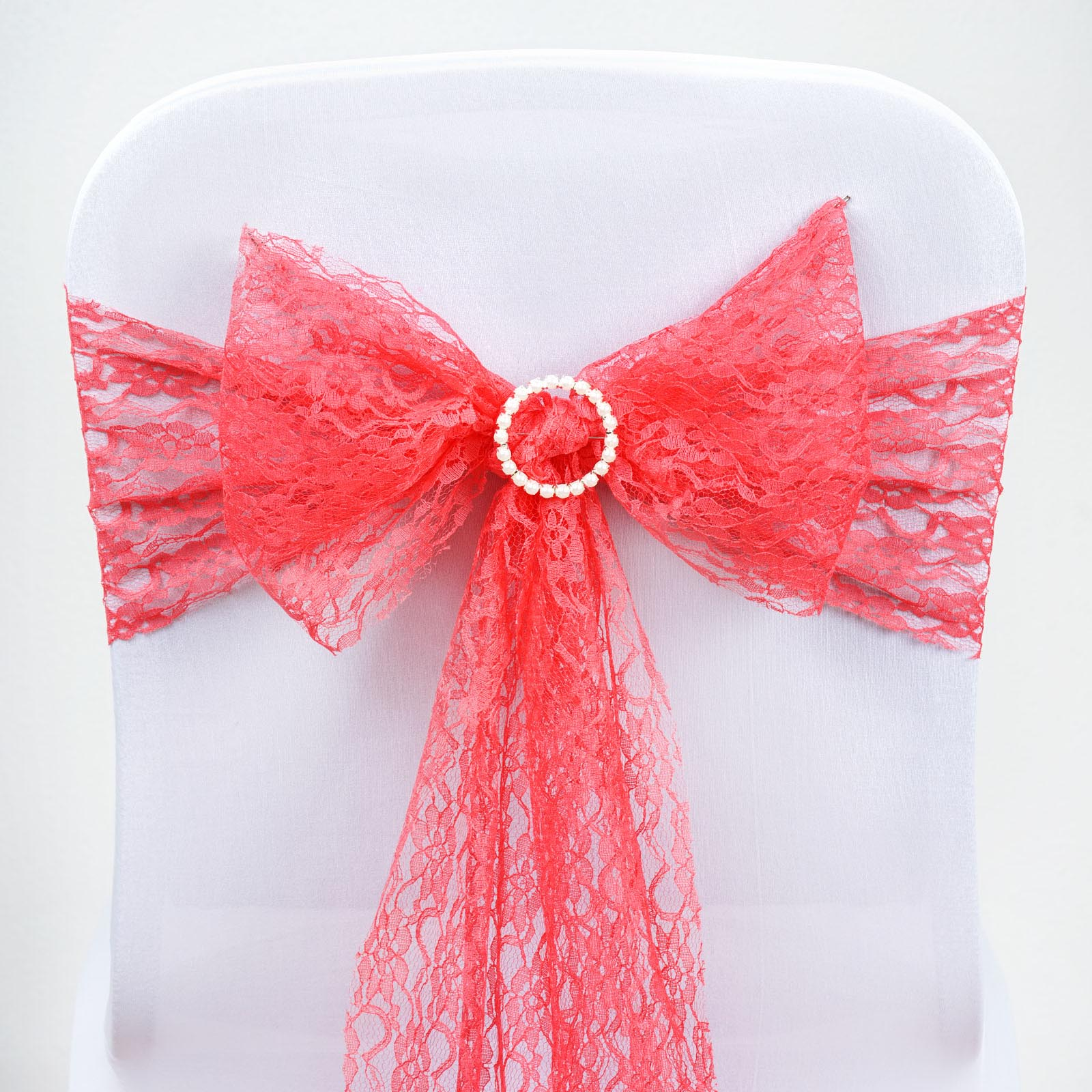 scuba chair covers wholesale high end living room chairs 50 wedding lace sashes bows ties party reception
