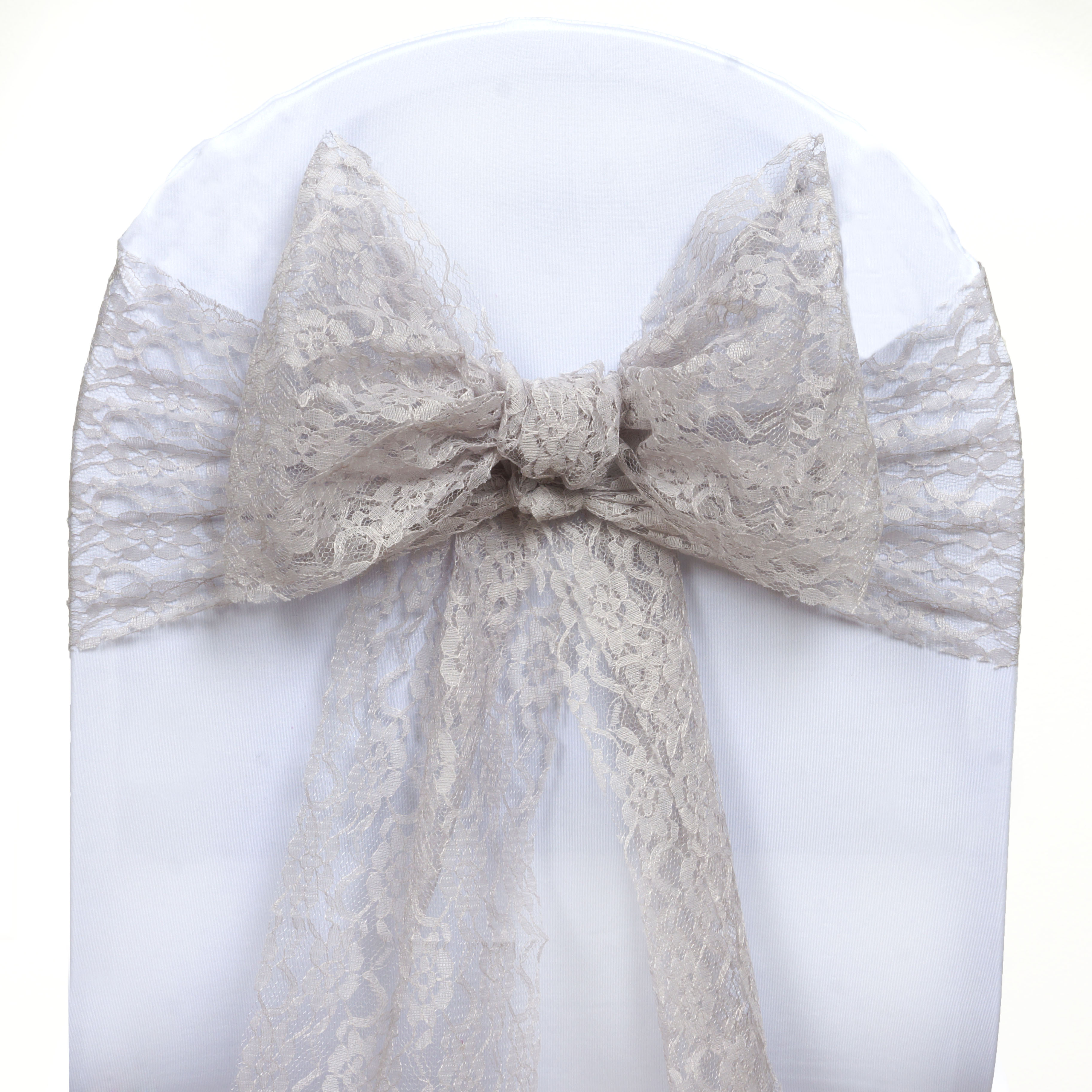 scuba chair covers wholesale kids wooden table and set 50 wedding lace sashes bows ties party reception
