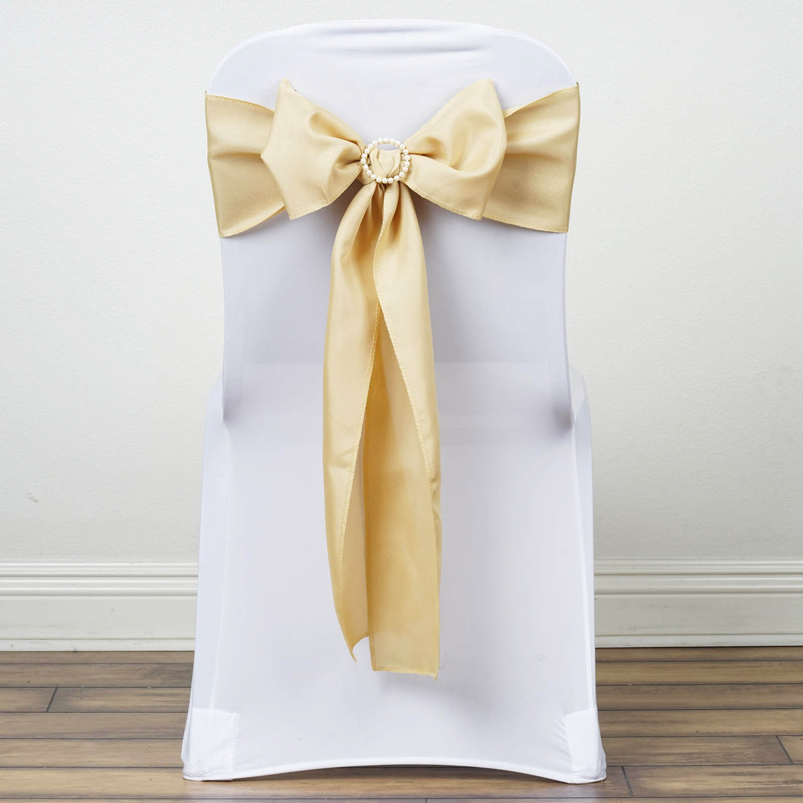 Chair Bows 100 Polyester Chair Sashes Bows Ties Wedding Party
