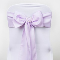 Chair Covers And Bows Ebay Wedding Cover Hire Gloucester 100 Polyester Sashes Ties Party