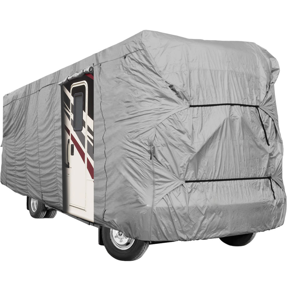 4 LAYER CLASS A B C MOTORHOME RV TRAVEL TRAILER CAMPER COVER COVERS 3540 FT