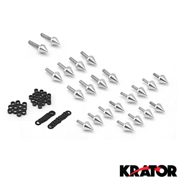 Kawasaki Ninja ZX6R 636 ZX6RR Spike Fairing Bolts Screw