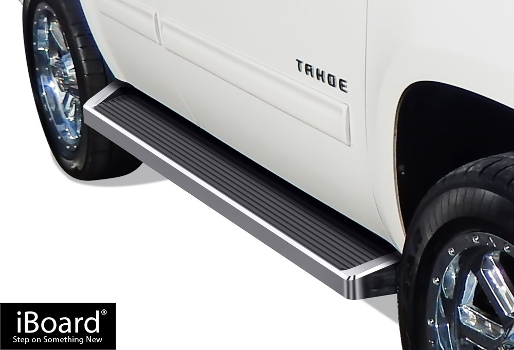 Chevy Tahoe Running Boards