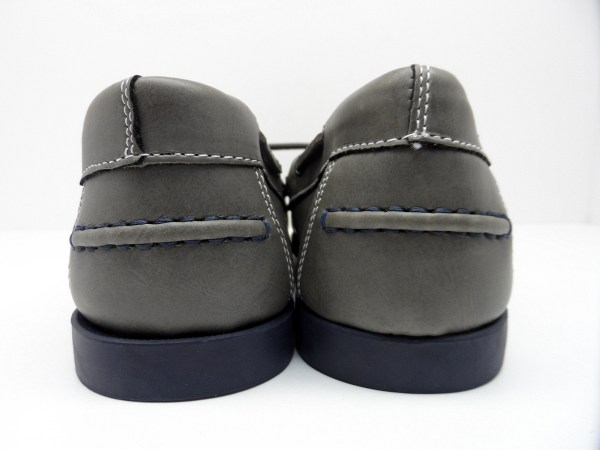 Sonoma Men' Harper Boat Shoes Charcoal Size 10.5 Nwob