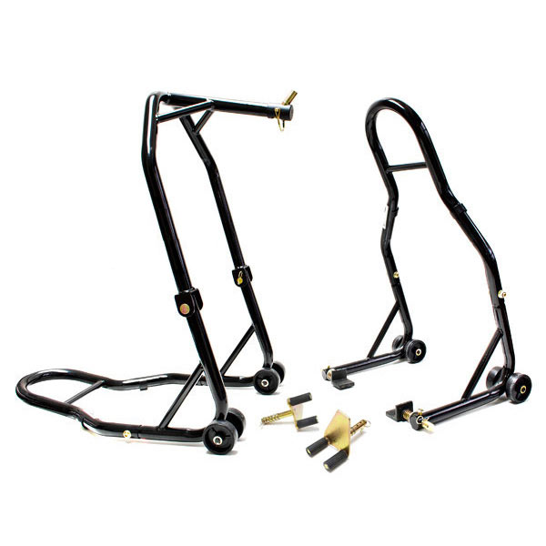 Front Rear Dual Lift Stand For Kawasaki ZX900 Ninja ZX-9R