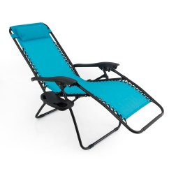 Zero Gravity Reclining Outdoor Lounge Chair 2 Pack Eddie Bauer High Cover Folding Chairs 43utility