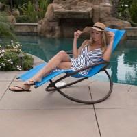 7 Color Orbital Zero Anti Gravity Lounge Chair Beach Pool ...