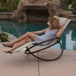 Anti Gravity Pool Chair Wingback Slipcover Pattern 7 Color Orbital Zero Lounge Beach