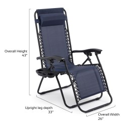 Recliner Lawn Chairs Folding Ivory Lycra Chair Covers 2 Zero Gravity Reclining Lounge 43utility