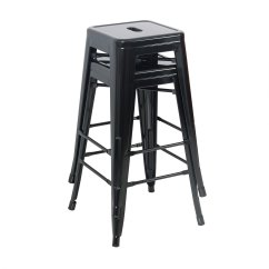 24 Inch Counter Chairs Z Line Executive Chair 2 Set Of Metal Bar Stool Height Home Quot 26 30