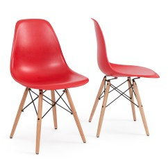 Mid Century Modern Side Chair Gothic Chairs For Sale Style Dsw Wood Base Shell Dining