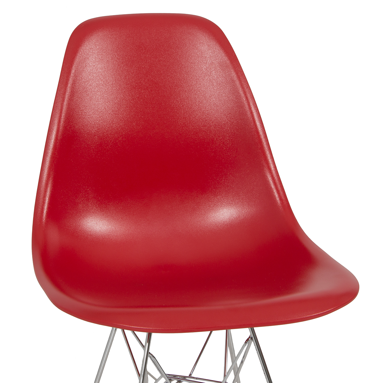 modern plastic chair rv captain chairs 2x eames style dsw eiffel side molded abs