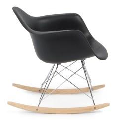 Modern Rocking Chair Singapore Game Table Chairs Retro Dsw Style Arm Rar Rocker
