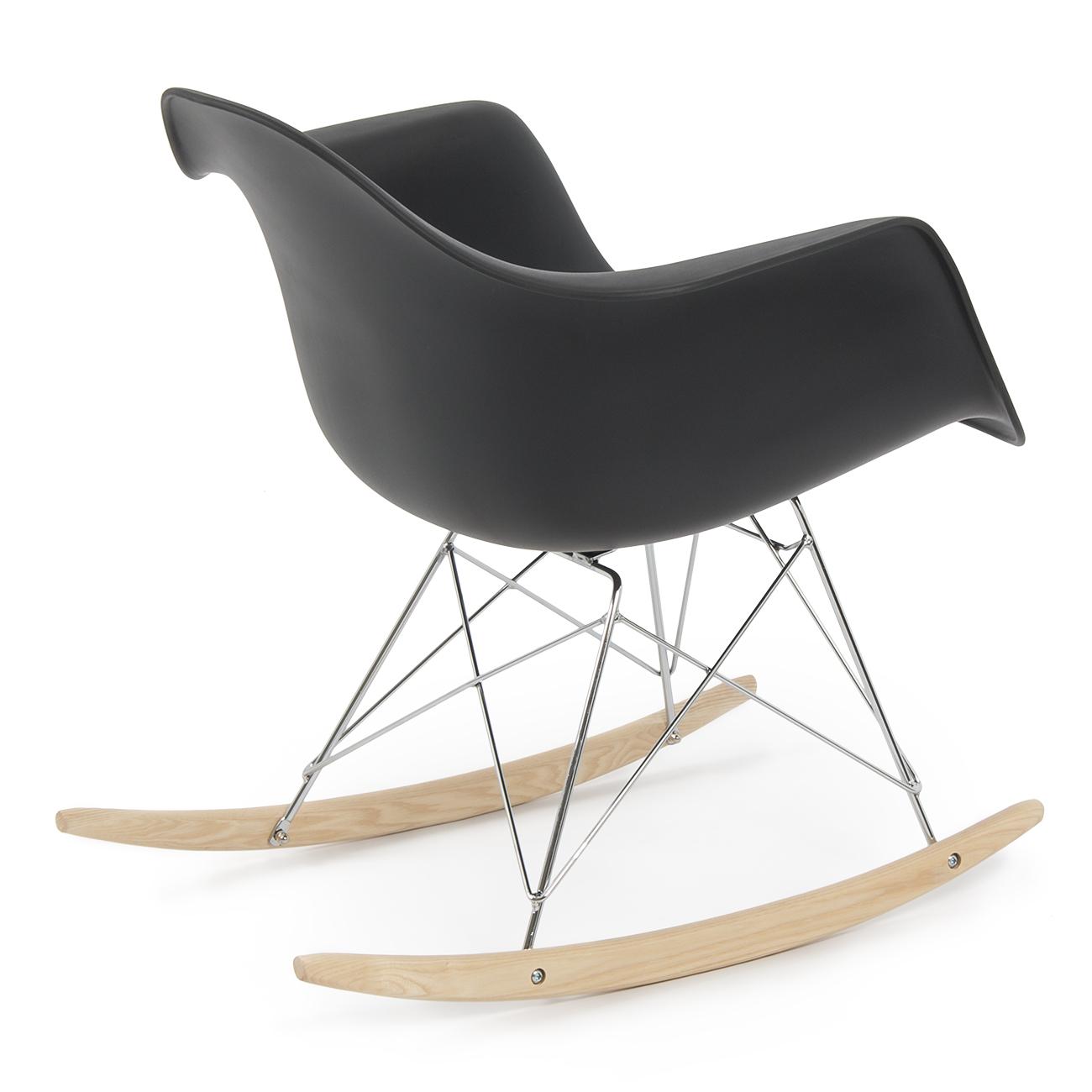 modern rocking chair singapore steel price philippines retro dsw style arm rar rocker chairs