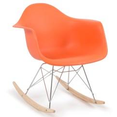 Retro Rocking Chair Recliner Dsw Style Modern Arm Rar Rocker Chairs