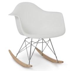 Retro Rocking Chair Henriksdal Cover Dsw Style Modern Arm Rar Rocker Chairs