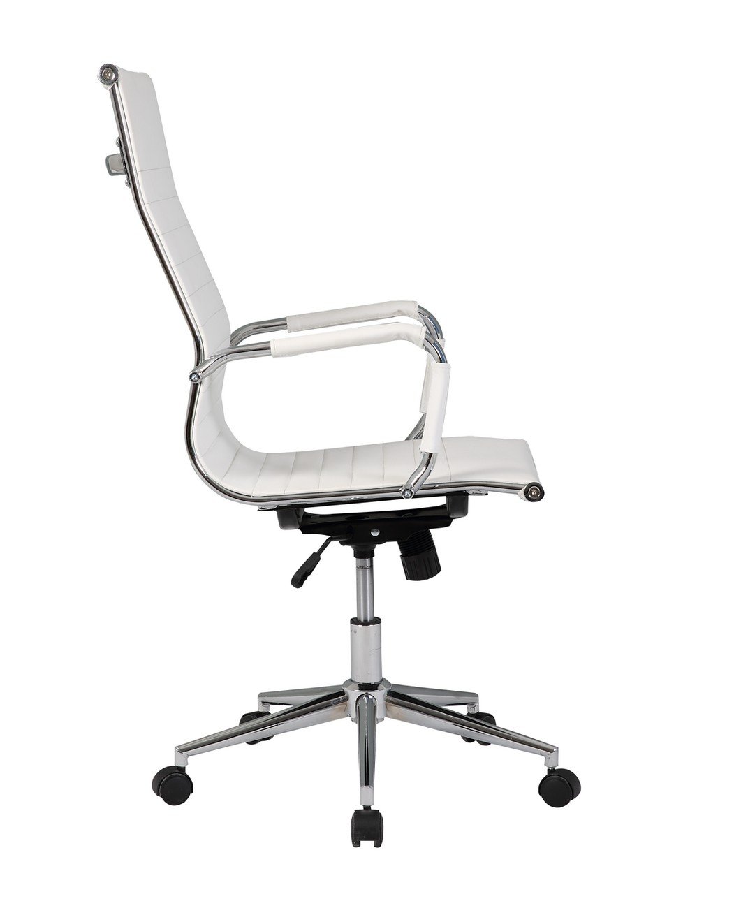 high quality office chairs ergonomic chair cover rental omaha ribbed pu leather back executive computer