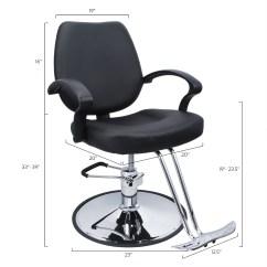 Ez Chair Barber Shop Small Massage Classic Hydraulic Salon Beauty Spa Hair