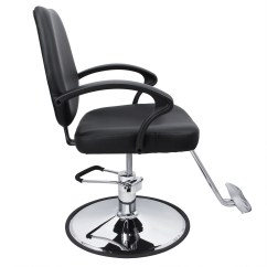 Hydraulic Hair Styling Chairs Red Banff Classic Barber Chair Salon Beauty Spa