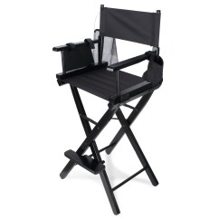 Makeup Chairs For Professional Artists Tablecloths Chair Covers And Sashes Artist Directors Wood Light Weight Details About Foldable Black