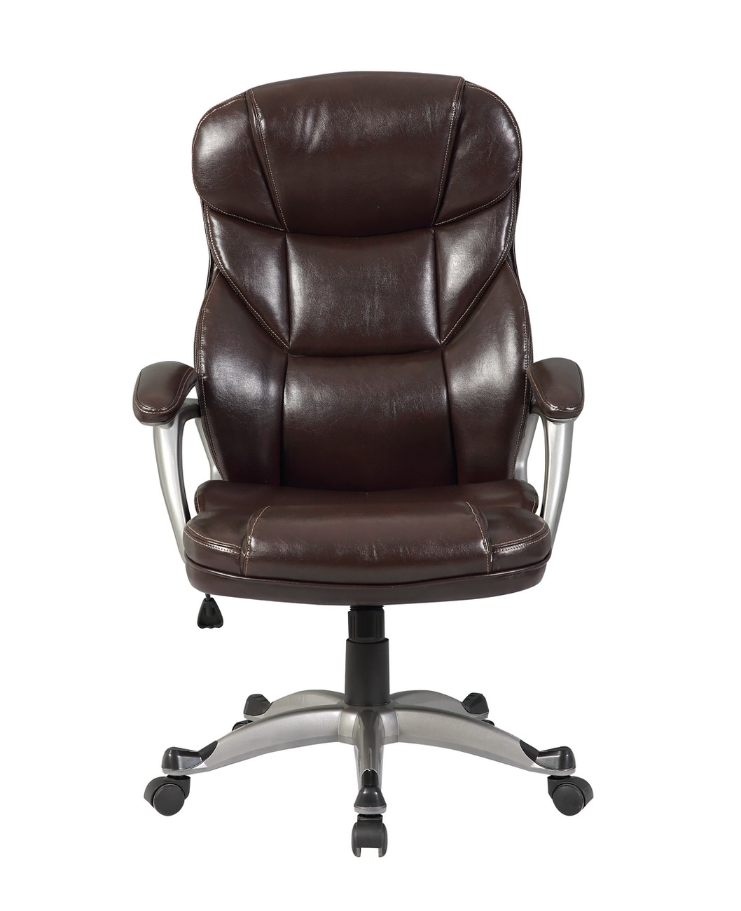 pu leather office chair egg restoration hardware executive ergonomic high back desk