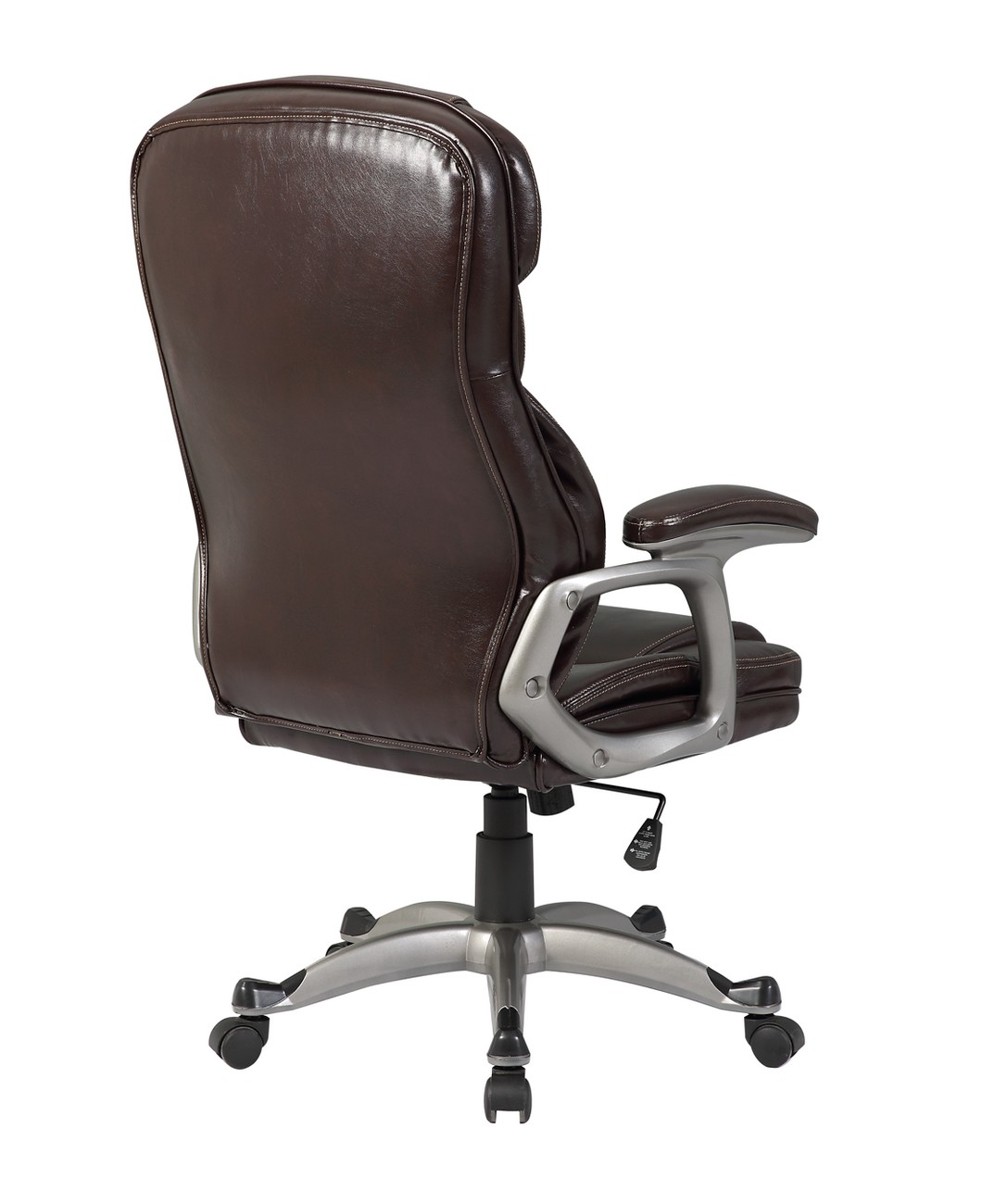 computer chair back 3 in one high executive office pu leather ergonomic desk