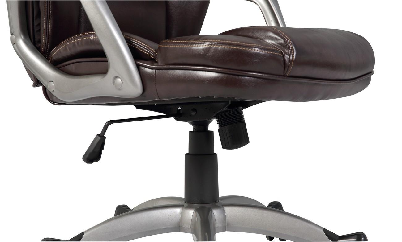 ergonomic chair tilt baby shower bench executive office pu leather high back desk
