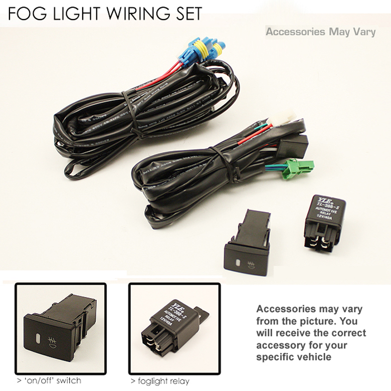 Relay Cable With Switch For Off Road Hid And Led Lamp Controls 4