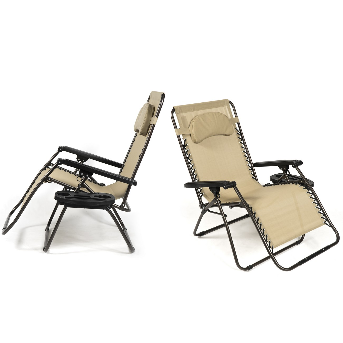 zero gravity patio chair xl recliner sale new set of 2 oversize chairs