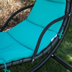 Hanging Lawn Chair What Are Adirondack Chairs Chaise Lounge Hammock Swing Canopy Glider