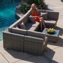 Aluminum Outdoor Furniture Wicker