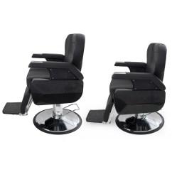 Ez Chair Barber Shop Kids Football Hair Cutting Hydraulic Reclining Spa Salon
