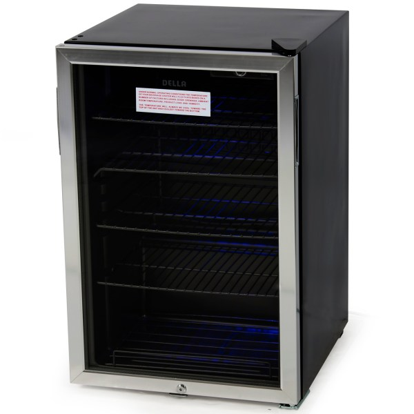 Beverage Mini Refrigerator Wine Soda Beer Water Drinks Bar