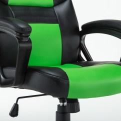 Bucket Racing Chair Aeron Drafting Stool High Back Style Seat Gaming Swivel