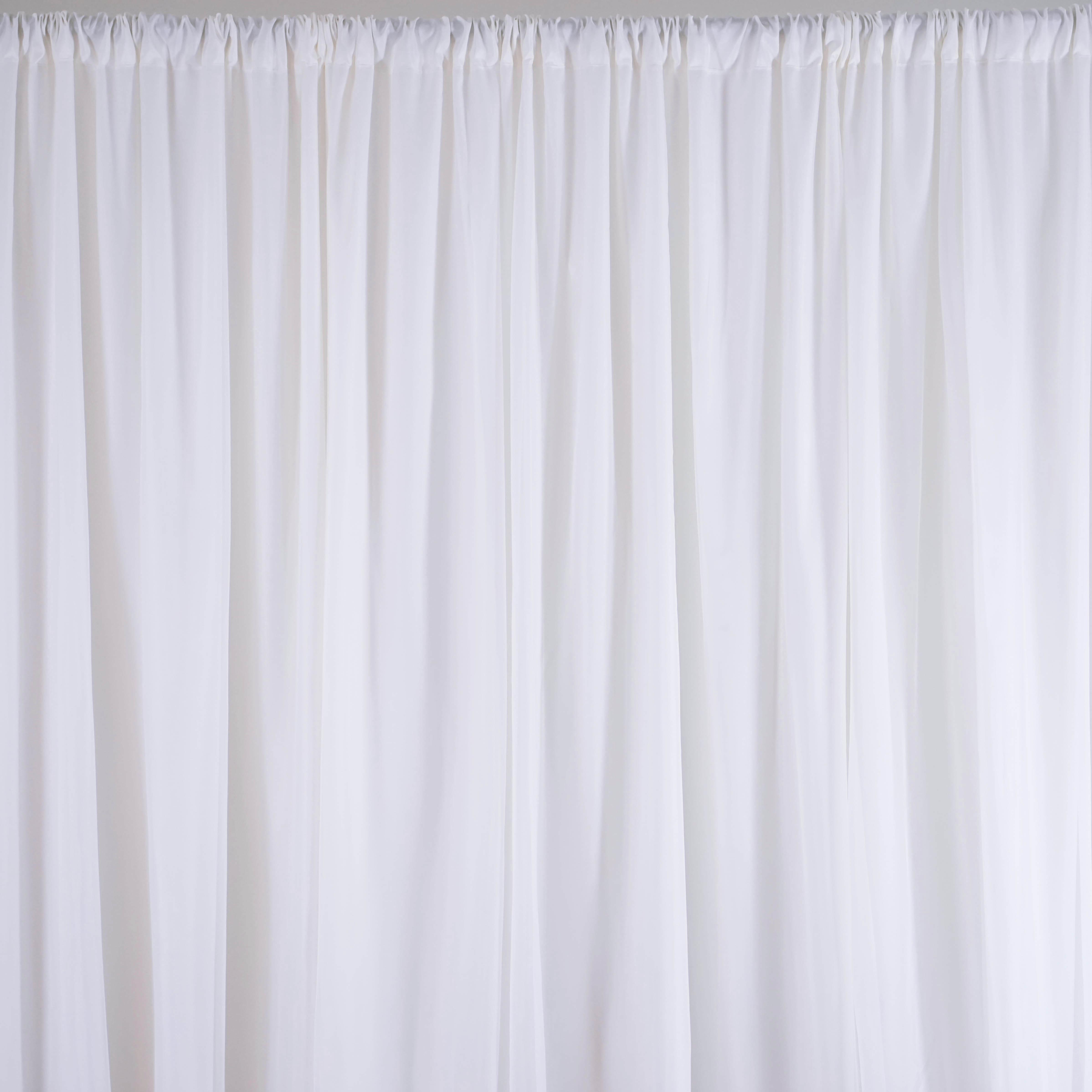 polyester chair sashes wholesale pilates on exercises 20ft x 8ft white professional backdrop photo background wedding decorations | ebay