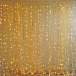 Spandex Banquet Chair Covers For Sale Umbrella Backdrop 20ft X 10ft Organza Led Lights Photo Background Party Decorations | Ebay