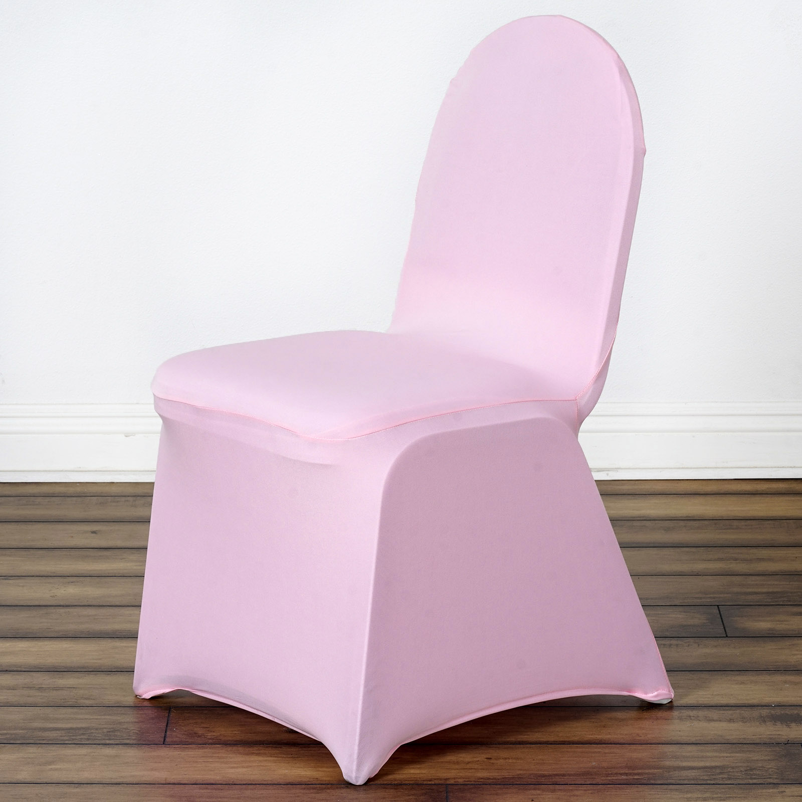 pink chair covers for sale high restaurant style spandex stretchable wedding reception party