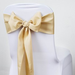 Polyester Chair Sashes Wholesale Used Folding Covers For Sale Bows Ties Wedding Reception
