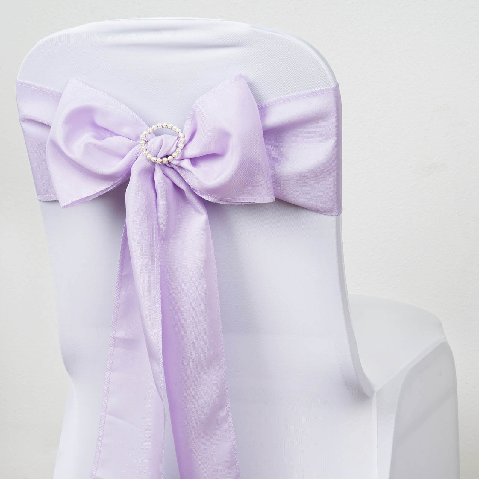 wedding chair covers and sashes dark blue polyester bows ties reception