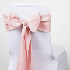 Polyester Chair Sashes Wholesale Stackable Resin Chairs Bows Ties Wedding Reception