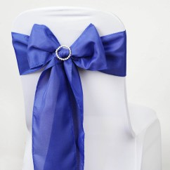 Polyester Chair Sashes Wholesale How To Make Easy Covers Bows Ties Wedding Reception