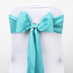Polyester Chair Sashes Wholesale Wood Chairs Outdoor Bows Ties Wedding Reception