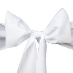 Polyester Chair Sashes Wholesale Office Not Staying Up Bows Ties Wedding Reception
