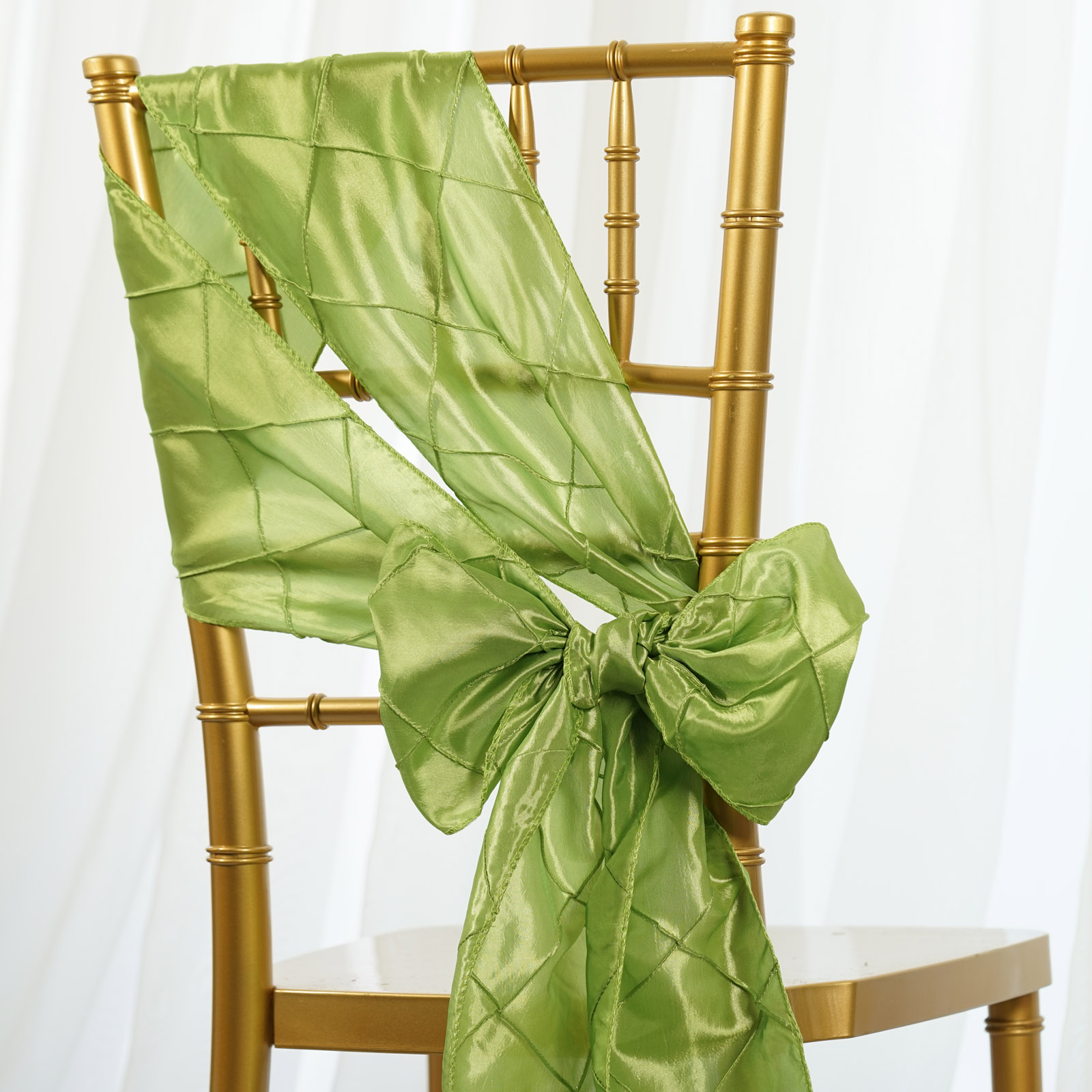 wedding chairs wholesale accent under 100 dollars pintuck chair sashes bows ties banquet reception