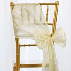 Wedding Chair Sash Corner Chairs Ikea Pintuck Sashes Bows Ties Banquet Reception