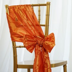 Wedding Chair Covers And Bows South Wales Special Tomato Height Right Pintuck Sashes Ties Banquet Reception