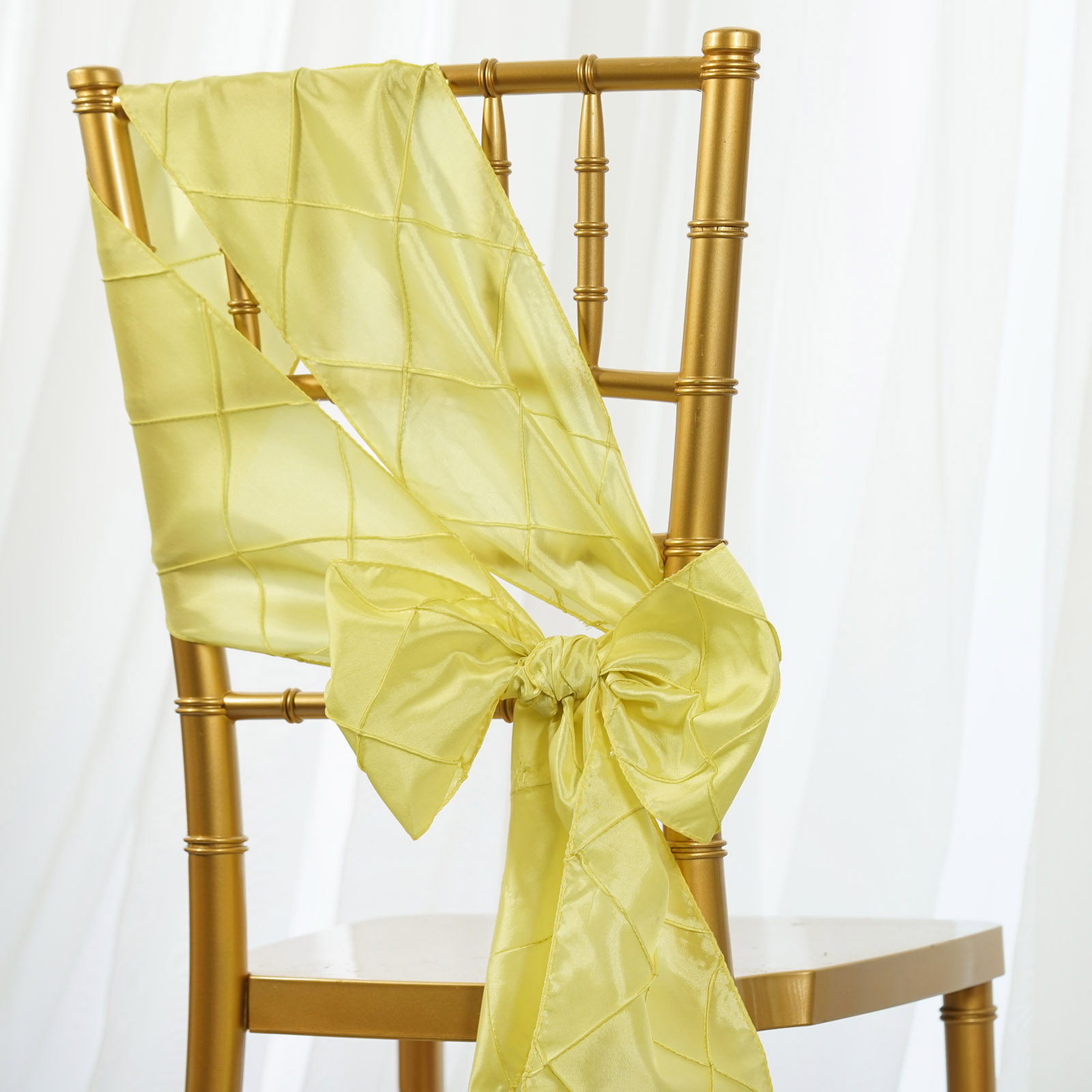 wedding chairs wholesale table linens and chair covers for weddings pintuck sashes bows ties banquet reception